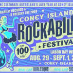 2008 Coney Island Rockabilly & Burlesque Festival