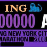 The ING NYC Marathon 2008