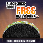 Free Black Jack Taco…