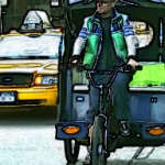 Cabbie & Pedicab – Round 1