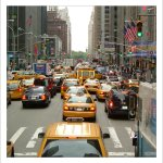 #Randomness – NYC Rush Hour