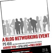 Blog Café® 2.0 – Event Details
