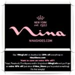 Nina Shoes for Blog Café® 2.0