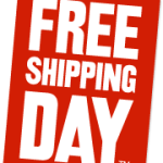 Happy Shopping – Free Shipping Day