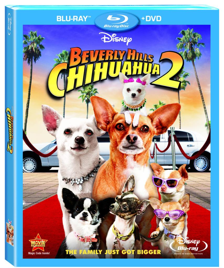 Bevery Hills Chihuahua 2 Blu-ray