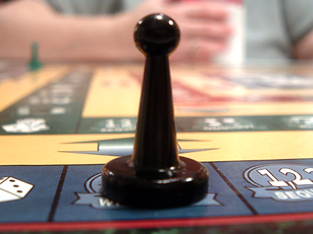 board game piece