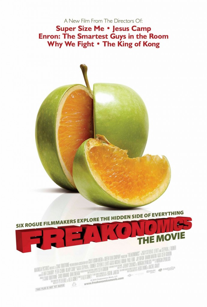 Freakanomics the movie