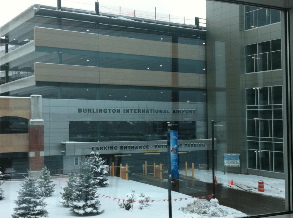 Vermont Burlington Airport