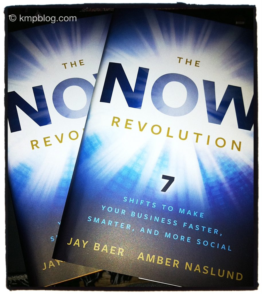 The Now Revolution Book