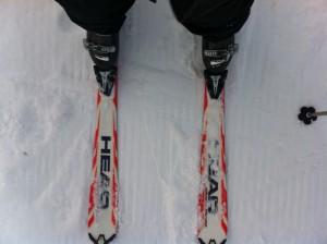 Beginner Skier
