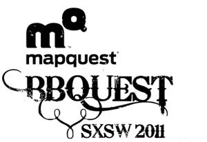 mapquest bbq quest sxsw 2011