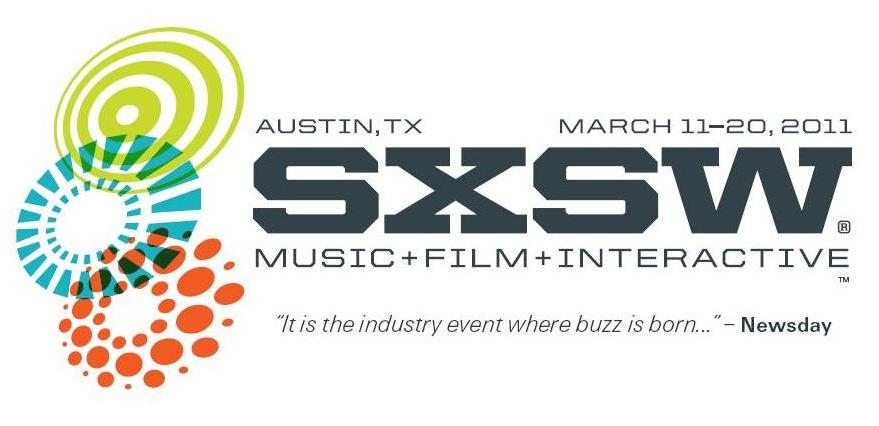 south by southwest 2011 logo