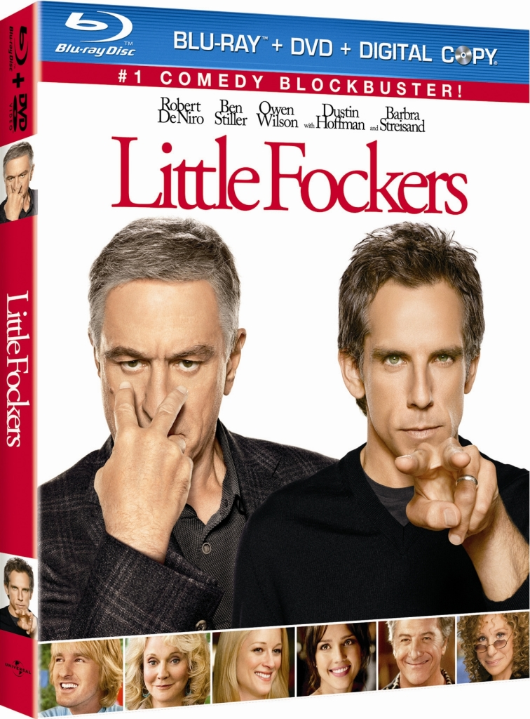 Little Fockers DVD cover