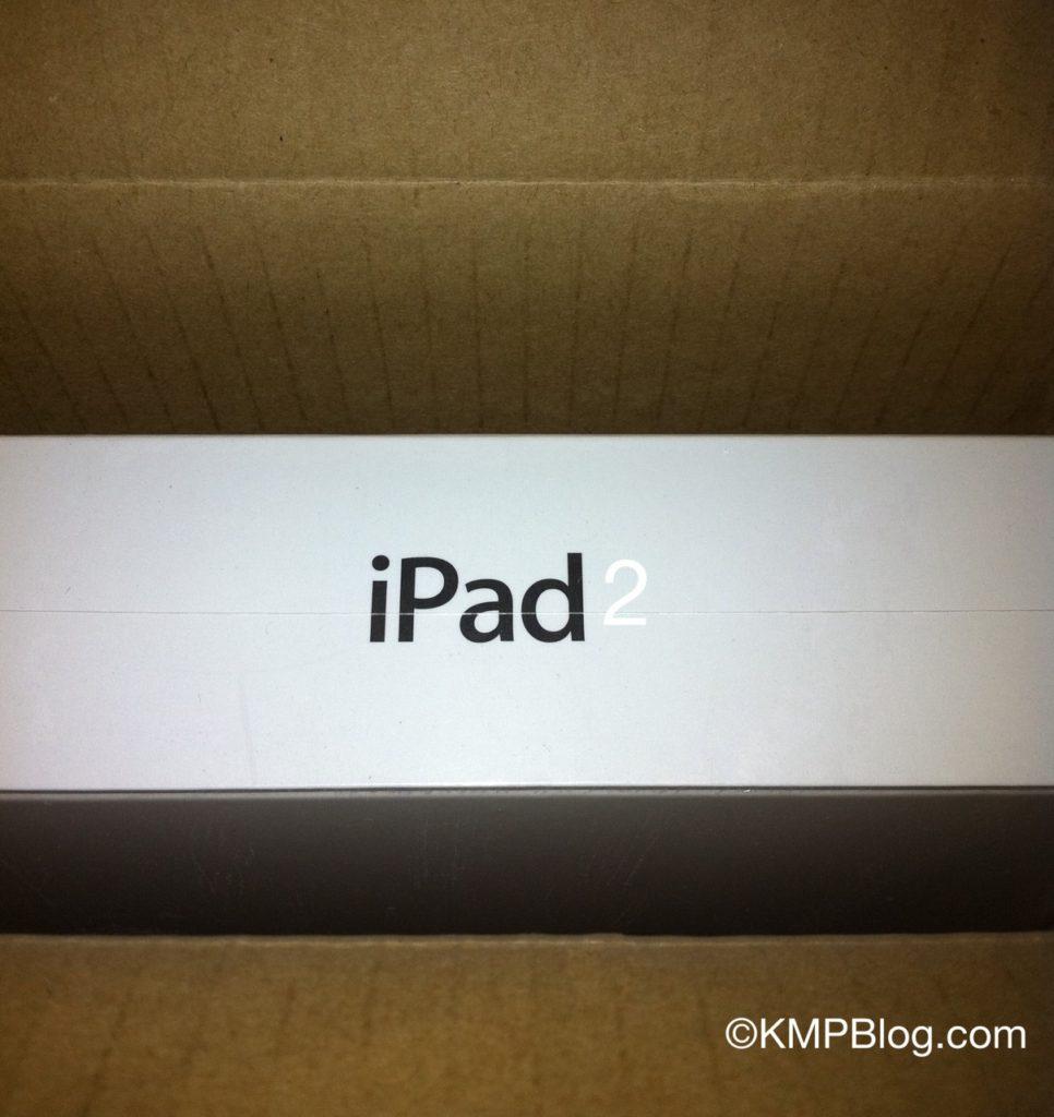 ipad 2 box