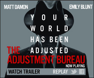 adjustment bureau