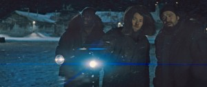 images from the 2011 movie The Thing