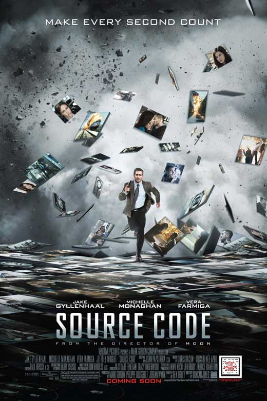 The Source Code Movie Poster
