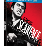 Special Limited Edition Blu-Ray Scarface available Tuesday 9/6/11