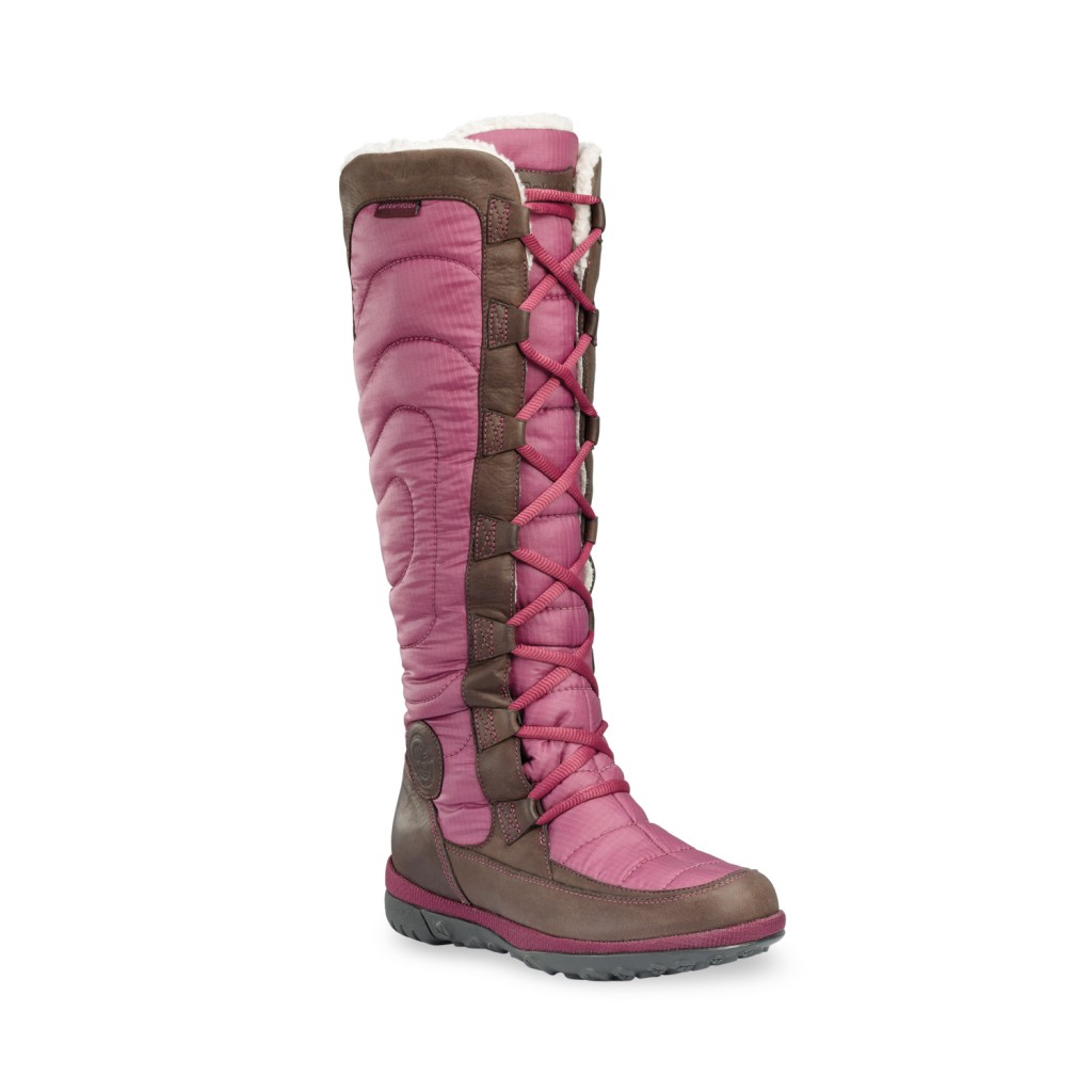 Women's Crystal Mountain Waterproof Tall Lace Boot