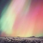 aurora borealis (Iceland)