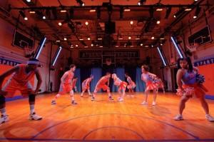 Lysistrata Jones Basketball Team