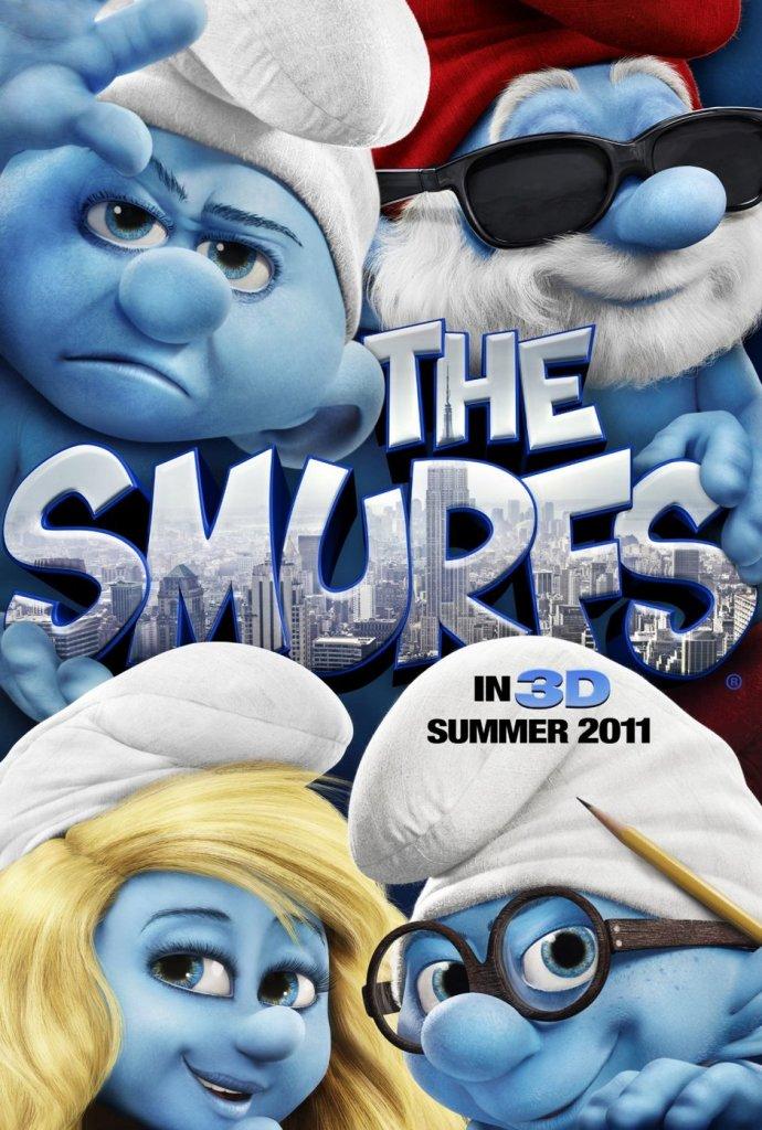 The Smurf Movie