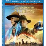 Cowboys and Aliens, The Hangover Part II, The Help, Mr. Popper's Penguins on DVD Tuesday 12/6/11
