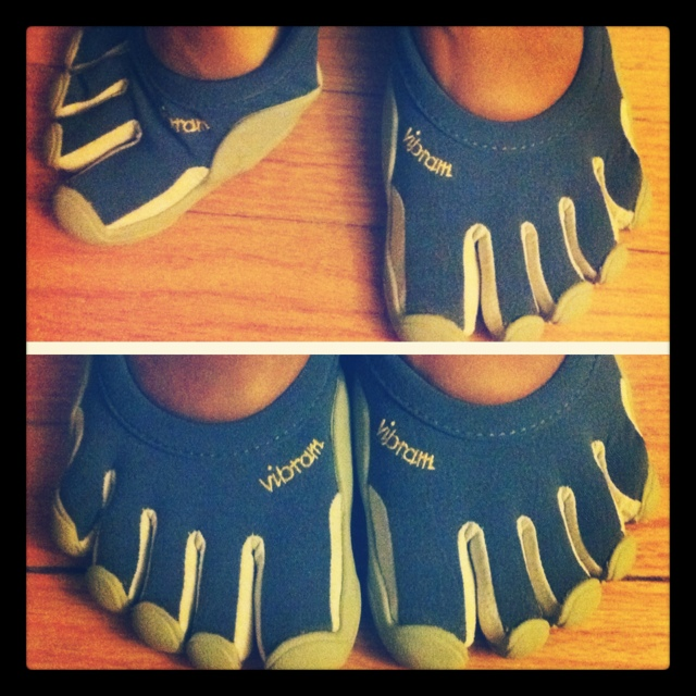 Vibram five finger women shoes
