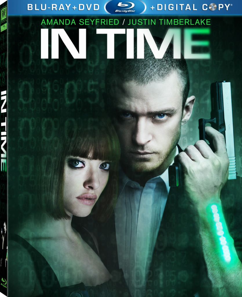 In Time Blu-ray DVD