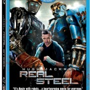 Real Steel, 50/50, Paranormal Activity 3 on DVD Tuesday 1/24/12
