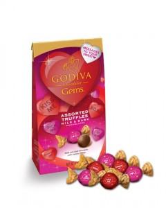 Godiva truffles