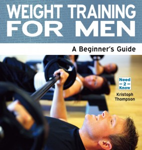 weight training for men a beginner's guide