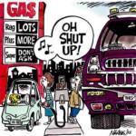 Gas Tracker