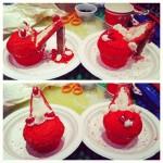 The Heel Cupcake