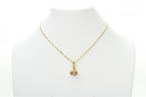 Carla Marina Luxa Pendant Necklace