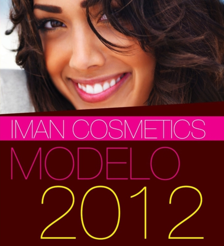 IMAN COSMETICS MODELO 2012 - Latina Model Search