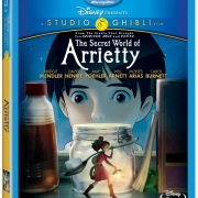The Secret World of Arrietty comes to DVD, Tuesday May 22, 2012