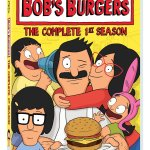 Bob's Burgers Season One Now on DVD