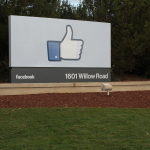 FB Like sign