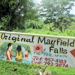 The Original Mayfield Falls
