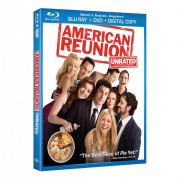 American Reunion disponible en Blu-ray/DVD el 10 de julio de 2012