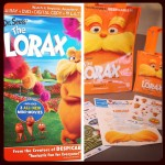 Dr. Seuss' The Lorax – Blu-ray/DVD Combo Giveaway