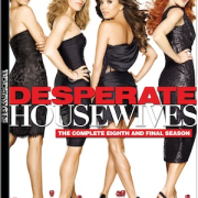 Desperate Housewives: The Eighth and Final Season, Desperate Housewives: The Complete Collection,  The Avengers on DVD Tuesday 9/25/12