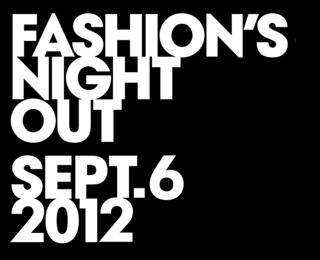 2012 Fashion's Night Out – NYC Events