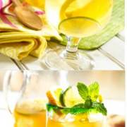 Stay Cool this Labor Day Weekend with Lipton Iced Tea Cocktails/Mocktails