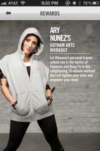Ary Nunez's Gotham Arts Workout