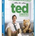 Ted Blu-ray/DVD/Digital Combo Pack Giveaway