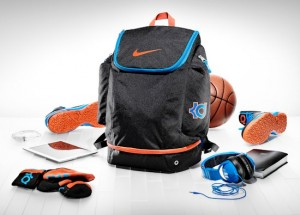 KD Hoops Elite Ball Backpack