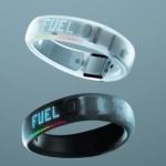 NIKE FUELBAND BLACK ICE AND WHITE ICE