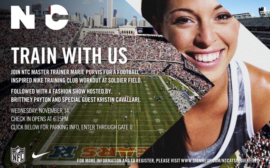 NTC at Soldier Field